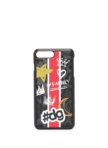 Dolce&Gabbana iPhone 7/8 Plus Aksesuar Renkli
